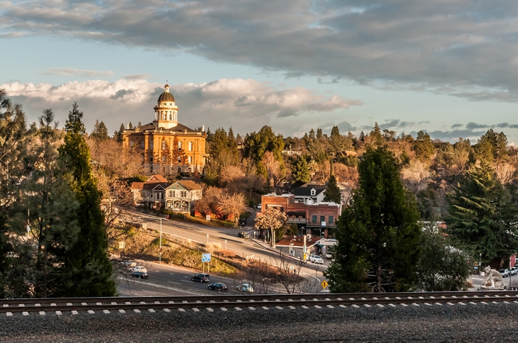 Historic Auburn, CA